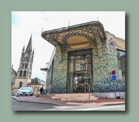 Pavillon du verdurier à Limoges