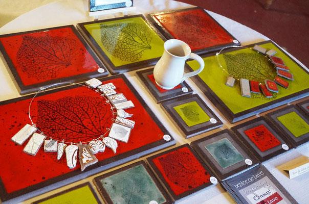 art de la table lave émaillée