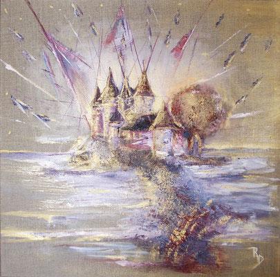 Peinture château de Val
