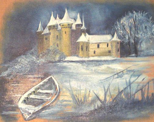 Toile château de Val
