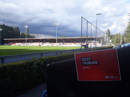 Jong PSV-Excelsior, De Herdgang