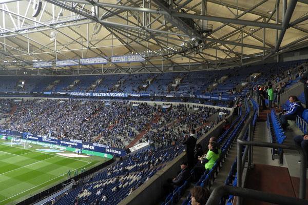 Veltins Arena, Schalke 04