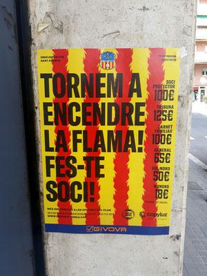 Narcis Sala, UE Sant Andreu