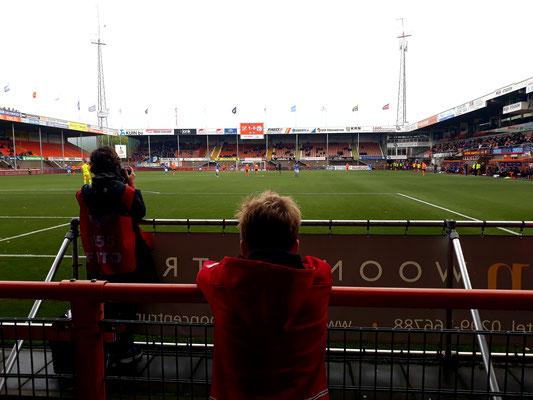 FC Volendam - FC Den Bosch