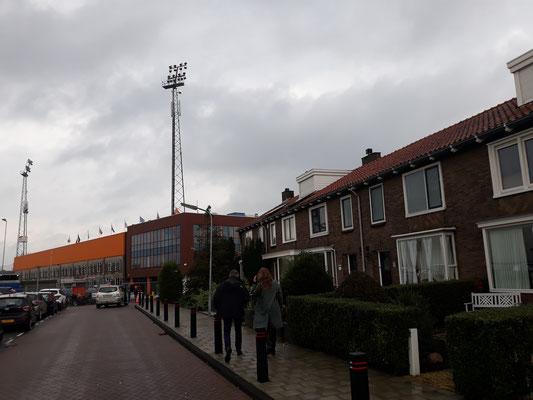 Kras Stadion, FC Volendam
