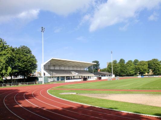 Olivierstadion, Knokke