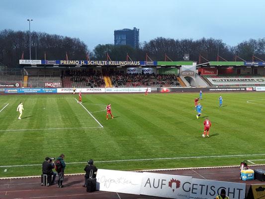 Niederrhein Stadion, Rot Weiss Oberhausen