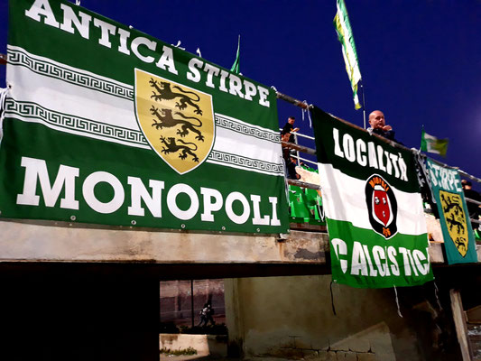Stadio Vito Simone Veneziane, SS Monopoli
