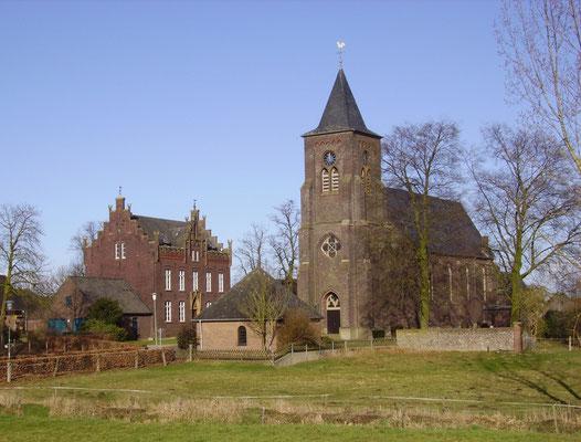 Heutiges Bild der Kirche