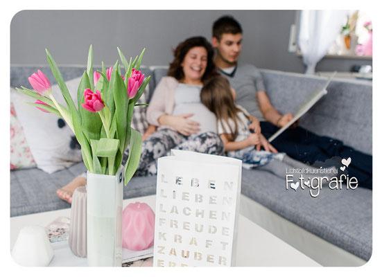 Lifestyle, Homestory, Reportage Babybauch, Schwangerschaftsfotos Zwickau, Chemnitz, Gera, Jena, Leipzig, Erfurt, Altenburg