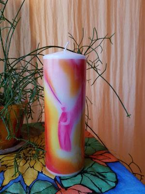 Kerze 4 ( Engel der Empfängnis )