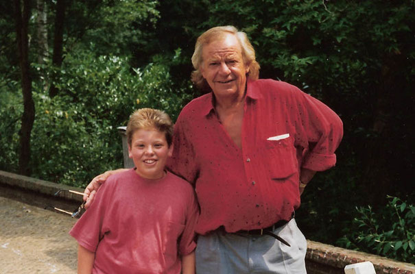 Jack Elmondo met Adriaan in 1994.