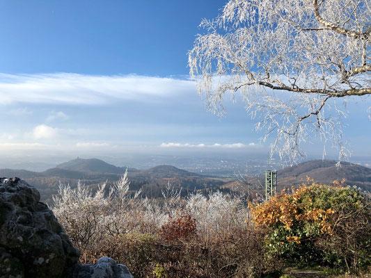 Blick vom Großen Oelberg