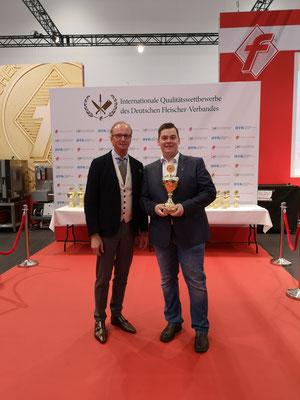 IFFA Gold - Fleischerei Bechtel