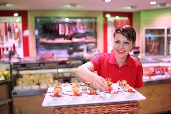 Berufswunsch: Fleischereifachverkäufer/in - Fleischerei Bechtel