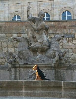 Impression aus Bayreuth