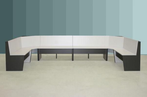 Sitzbankanlage