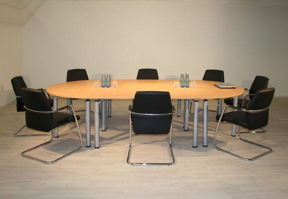 Konferenzanlage –zerlegbar –umbaubar