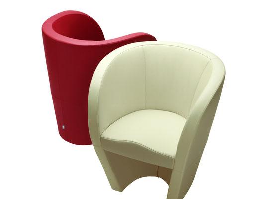 Loungesessel (in vielen Farben lieferbar)