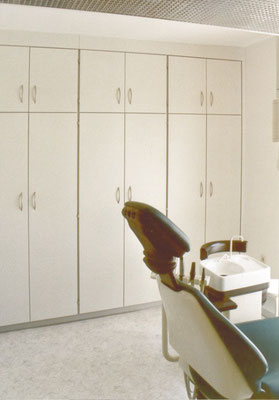 Untersuchungsraum –nach Kundenwunsch entworfen und hergestellt