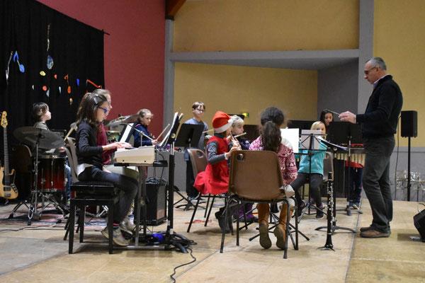 Orchestre débutant
