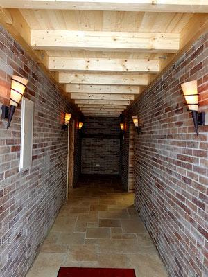 Eingang Veranstaltungsraum