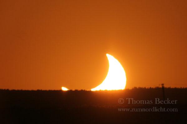 Ringförmige Sonnenfinsternis am 20. Mai 2012 - A22