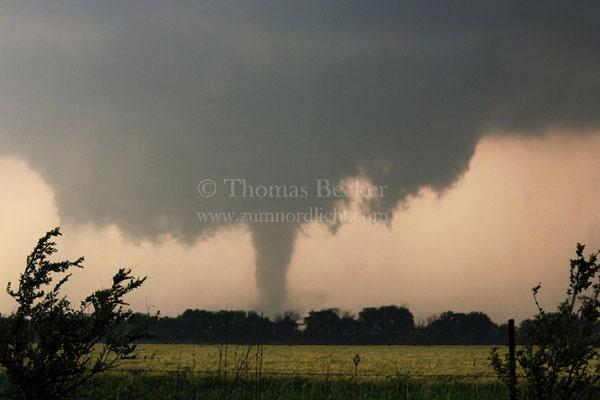Tornado im US-Bundesstaat Oklahoma - G4