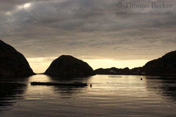 Der Nusfjord.