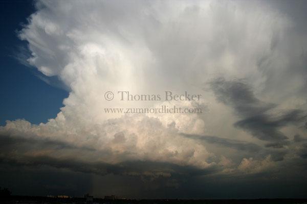 Gewitterwolke über Berlin - G35