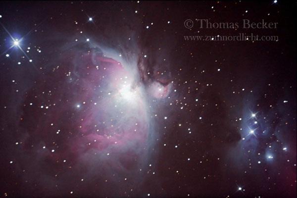 Der Orionnebel Messier 42 - A26