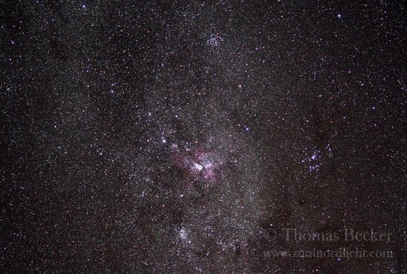 Milchstraßenregion mit dem Eta Carina Nebel - A10