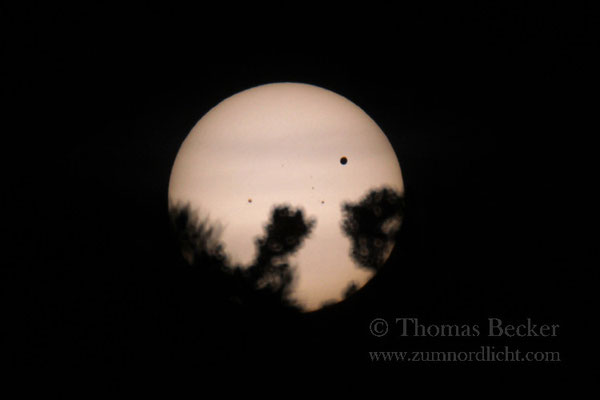 Venustransit 5. Juni 2012 - A15