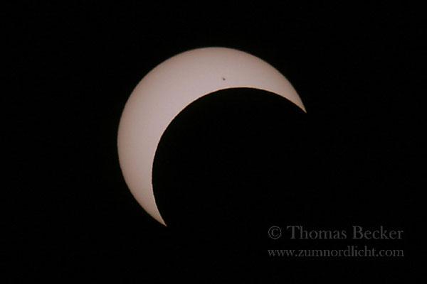 Ringförmige Sonnenfinsternis am 20. Mai 2012 - A17