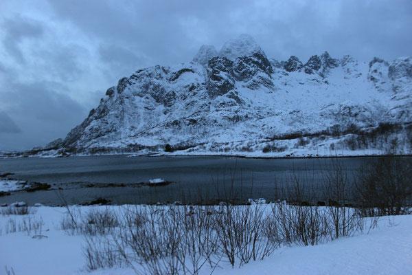Der Vagakallen auf den Lofoten