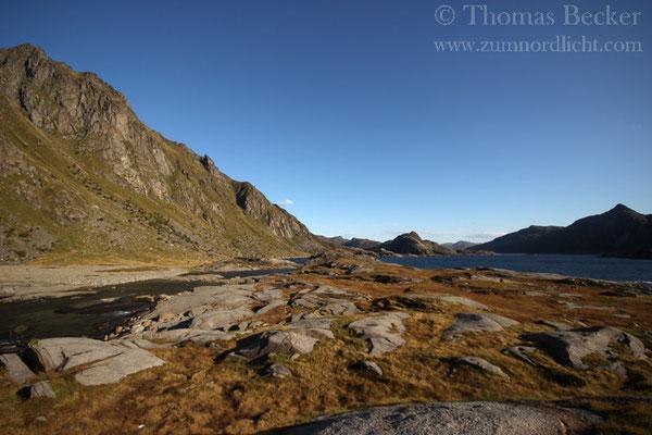 Im Steinsfjord.