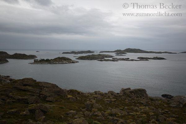 Die Schärenküste vor Steine.