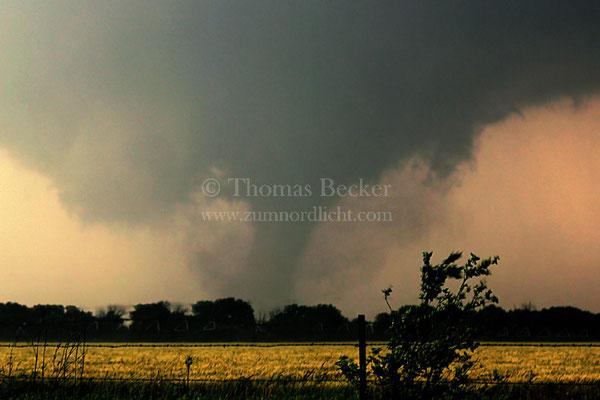 Starker Tornado in Oklahoma - G18