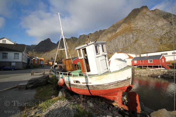 A i Lofoten - L49