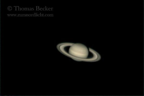 Der Ringplanet Saturn - A6
