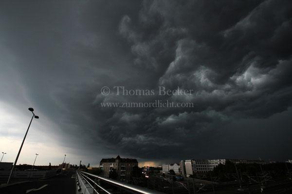 Gewitter über Berlin - G9