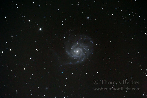 Spiralgalaxie Messier 101 - A29