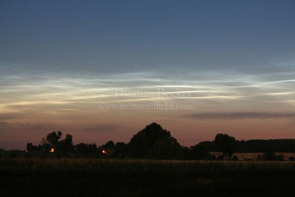 Nachtleuchtende Wolken - A23