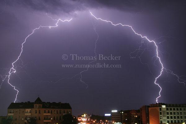 Blitzeinschläge in Berlin - G13