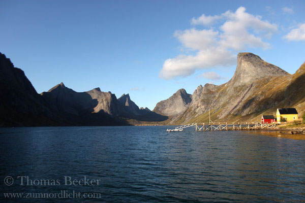 Im Kjerkfjord.