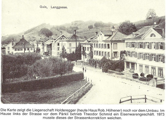GAIS - Langgasse