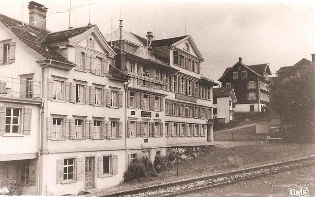 """GAIS - Langgasse - Hotel """"Adler"""""""