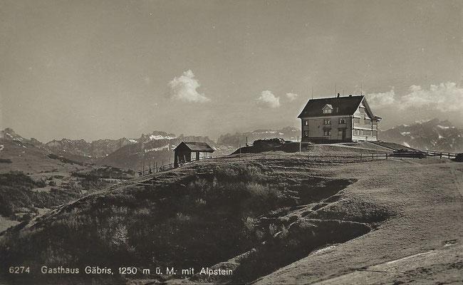 GAIS - Gäbris 1911