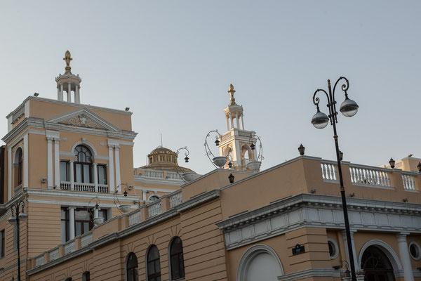 Azerbaijan - Staatliche Philarmonie - Das Konzerthaus Bakus
