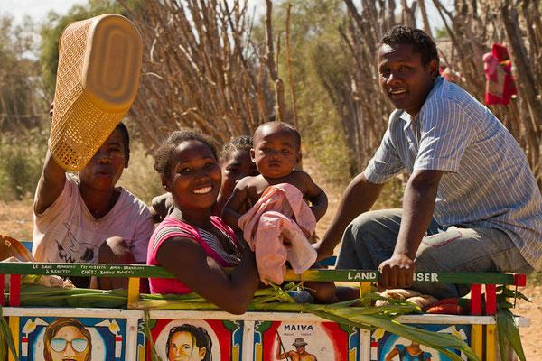 Madagaskar: Familienausflug